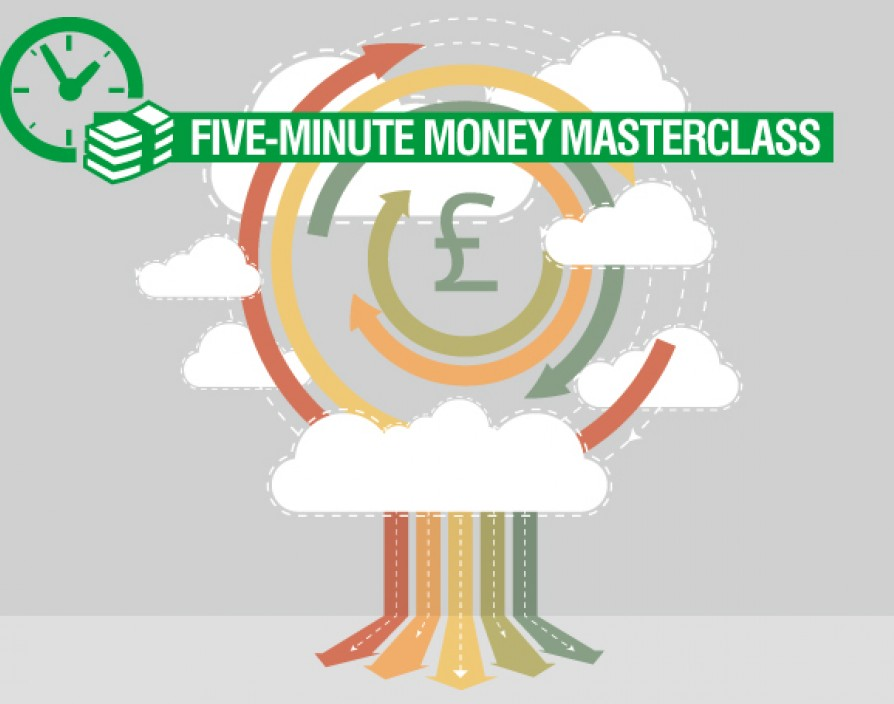Five-minute money masterclass: how to keep your costs down