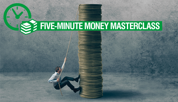 Five-minute money masterclass: the secrets of better budgeting
