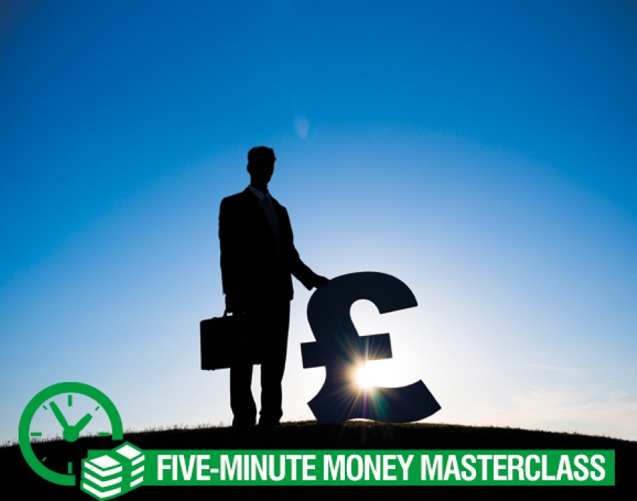 Five-minute money masterclass: paying yourself a salary