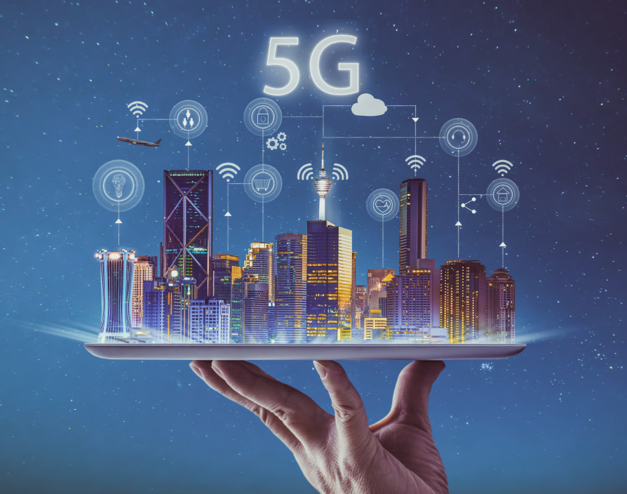 How the 5G revolution will help small businesses adopt a 'mobile-first' approach