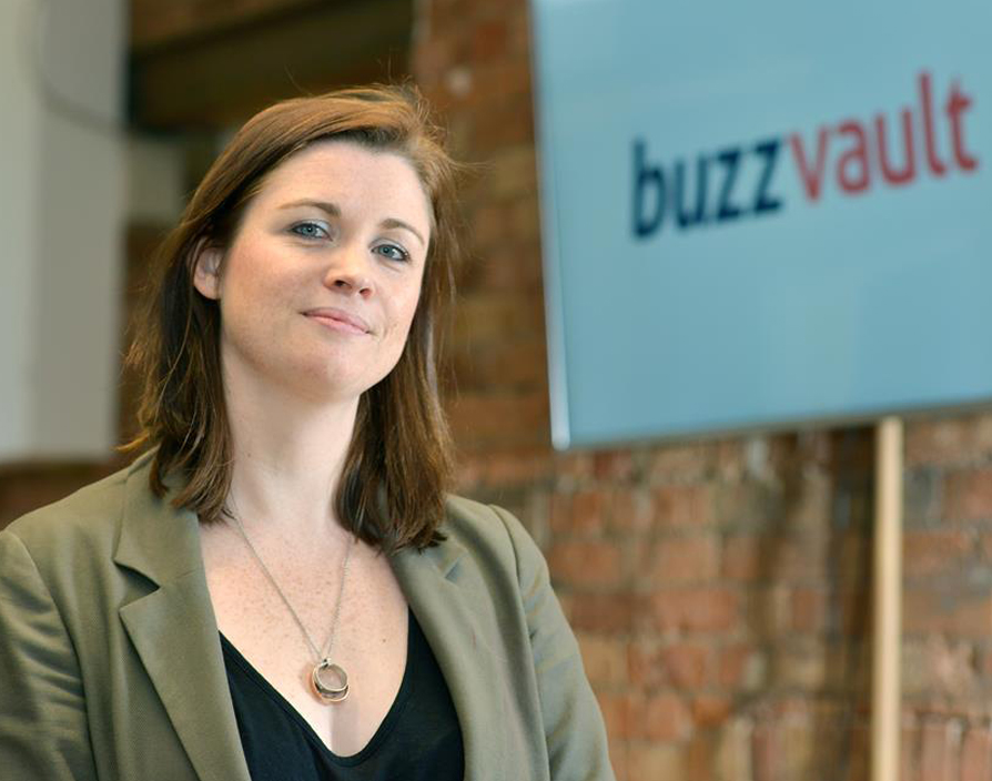 A burglary made buzzvault's founder realise how broken UK insurance is   – now she's fixing it