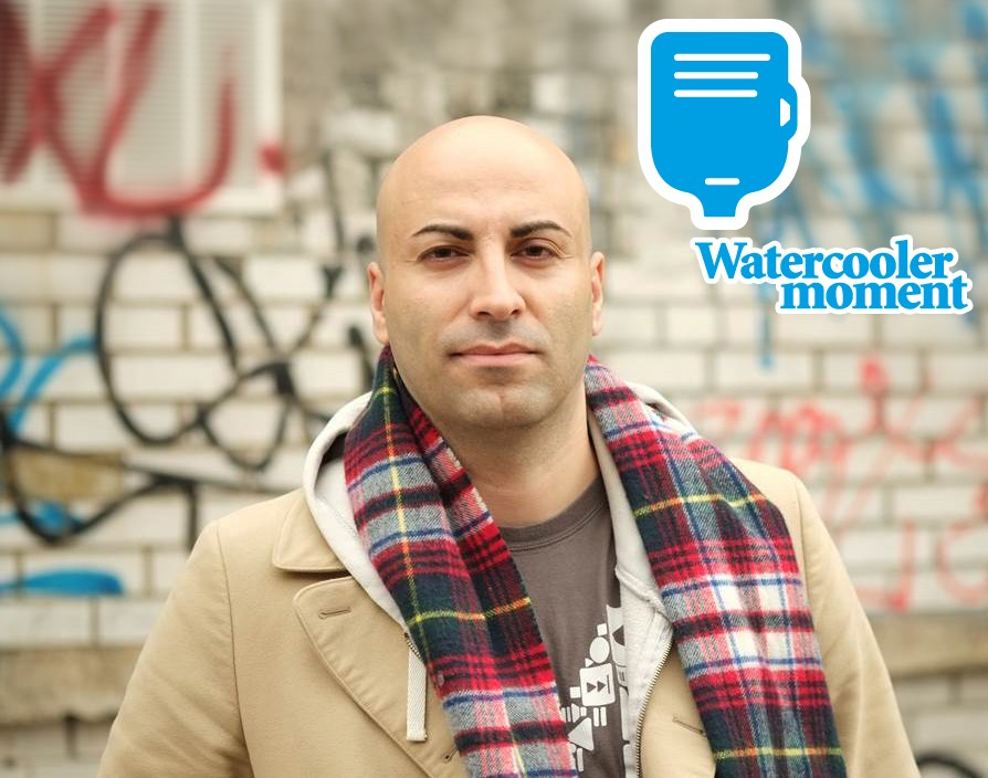 A watercooler moment with… Bora Celik