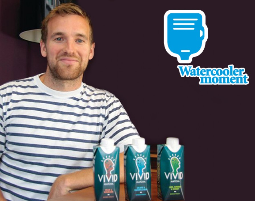 A watercooler moment with…. James Shillcock