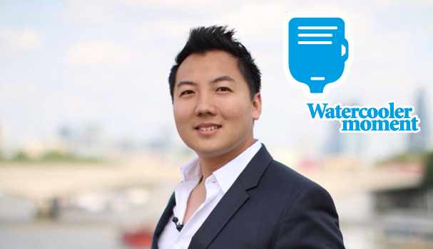 A watercooler moment with... John Lee