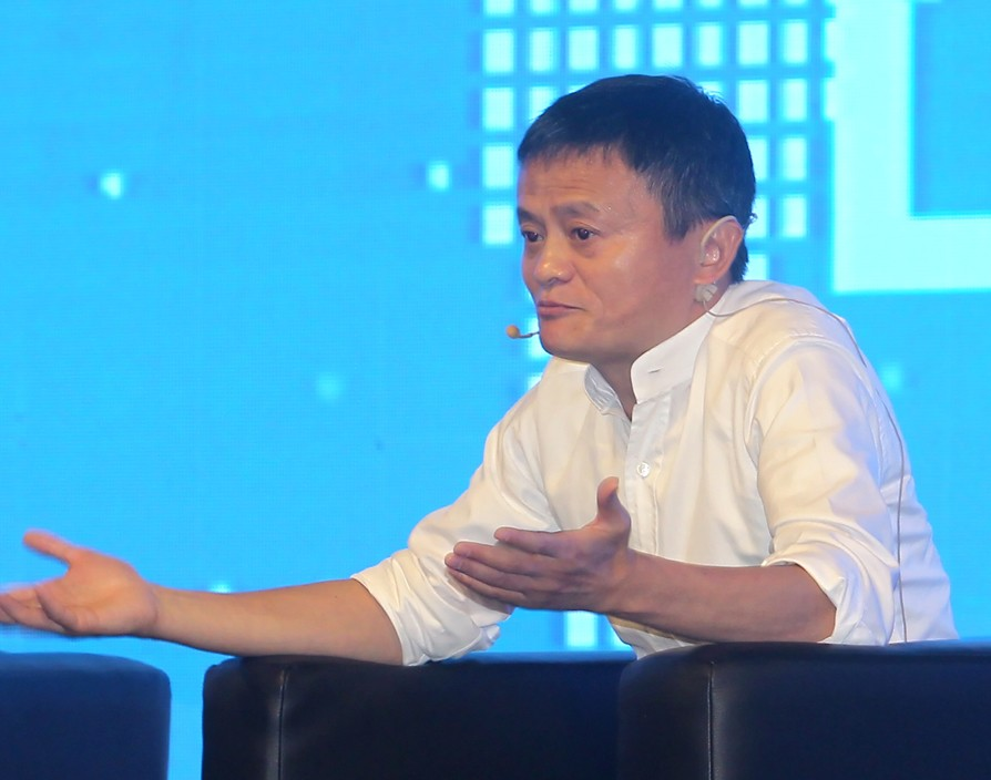 "Alibaba's Jack Ma calls working 12 hour shifts six days a week a ""blessing"""