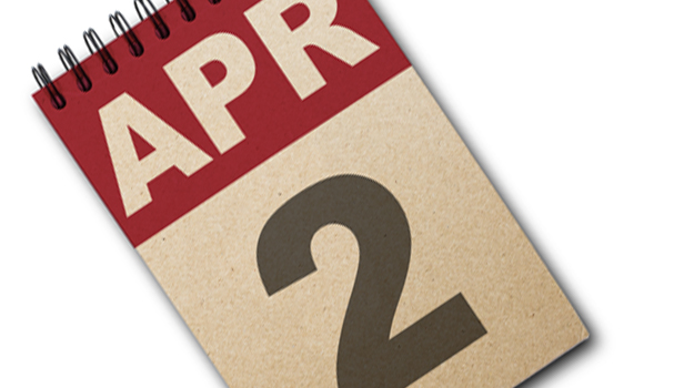 April 2 is most popular day to start a business