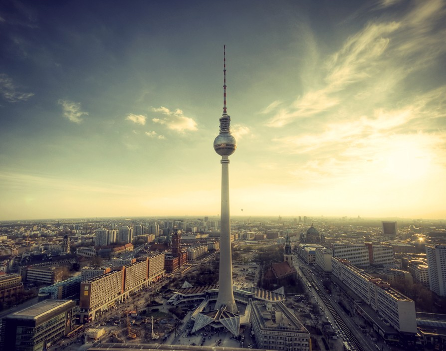 Berlin is beckoning for tech startups