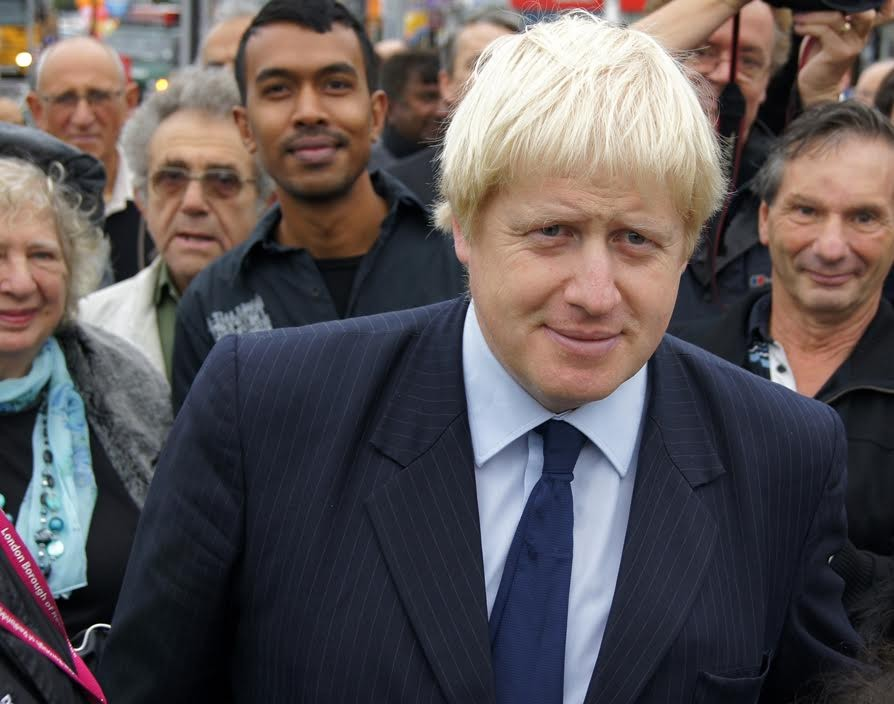 Boris Johnson launches scheme to help London businesses expand overseas