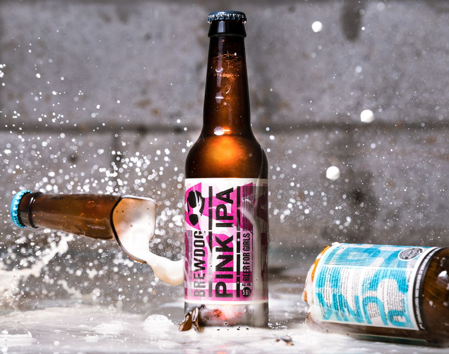 BrewDog's launch of Pink IPA to raise awareness about inequality splits opinions