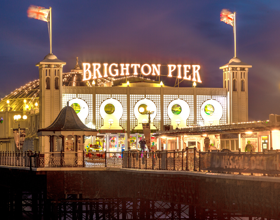 Brighton is the best place in Britain to start a small business