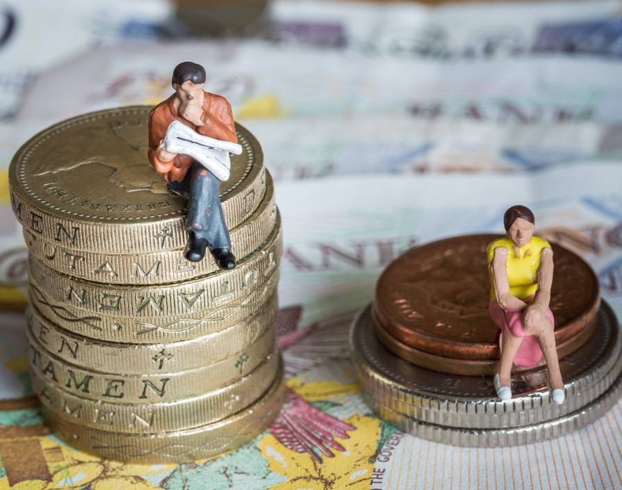Britain's gender pay gap is narrowing but won't close until 2041