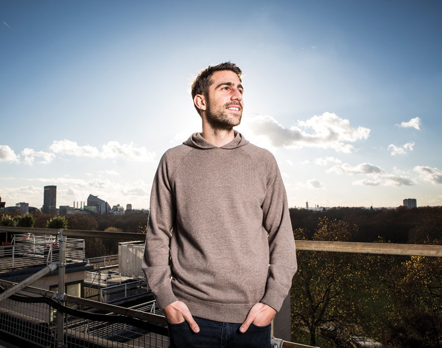 In making the move to entrepreneurship, Daniel Attia is revolutionising the property market