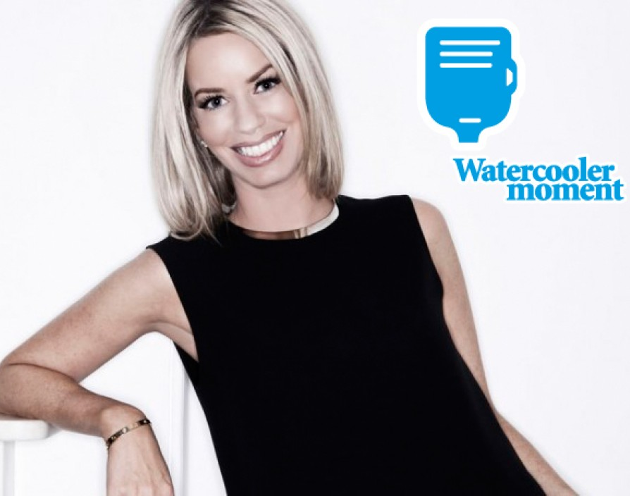 A watercooler moment with... Caroline Stanbury