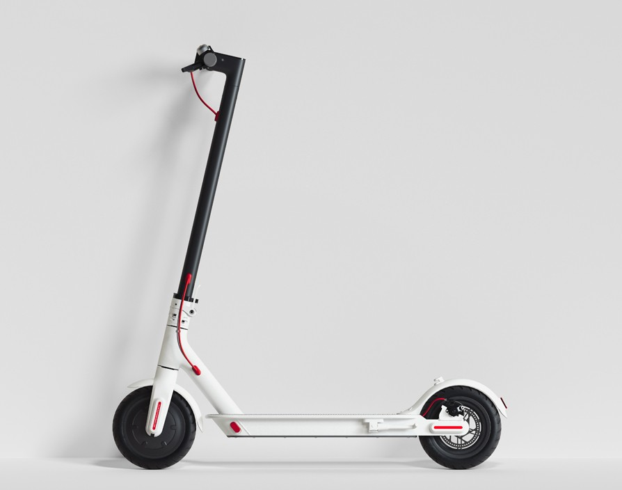 Electric scooter uk law