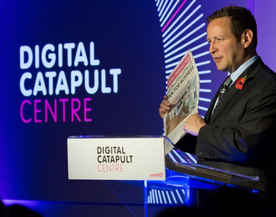 Digital Catapult Centre set to galvanise UK tech