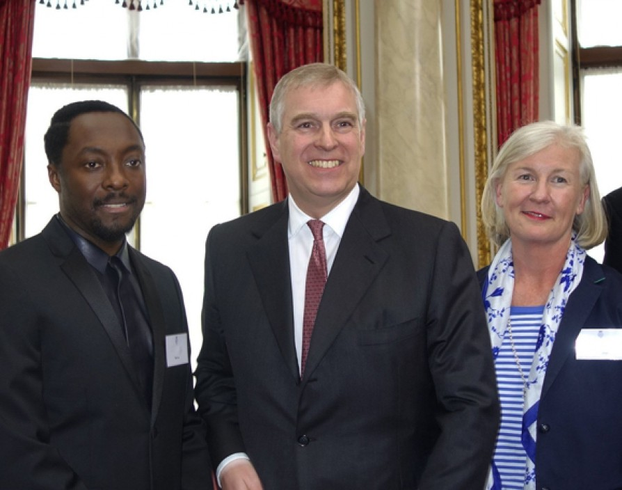 Duke of York and Nominet Trust collaborate on big iDEA