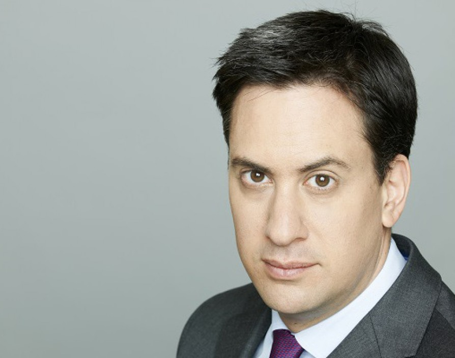 Ed Miliband to promise help for small businesses against energy providers