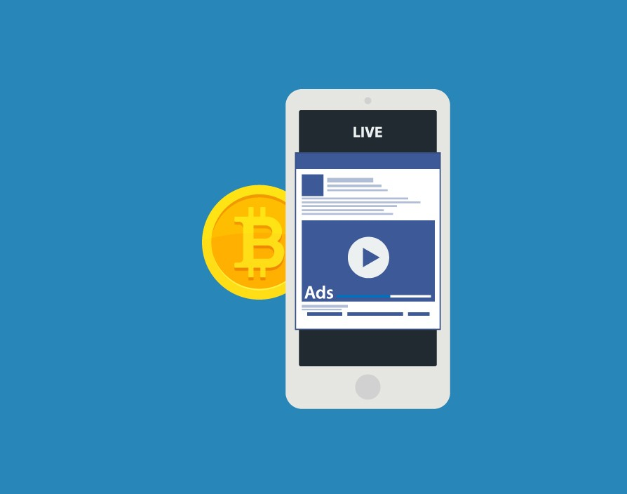 Facebook bans ads about ICOs and bitcoin