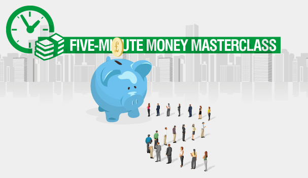 Five-minute money masterclass: getting to grips with auto-enrolment