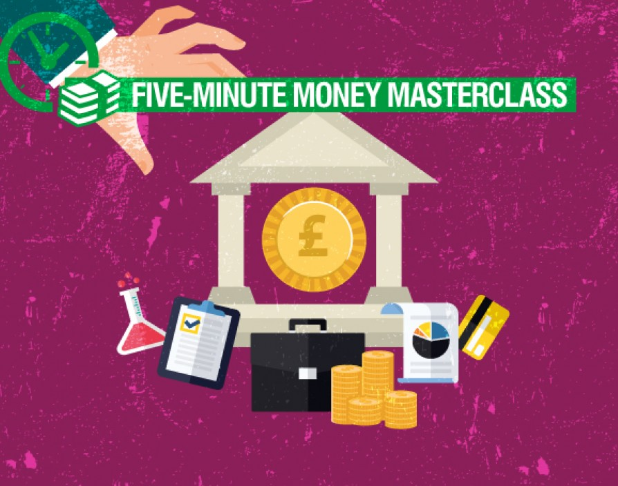 Five-minute money masterclass: picking the right bank for your business