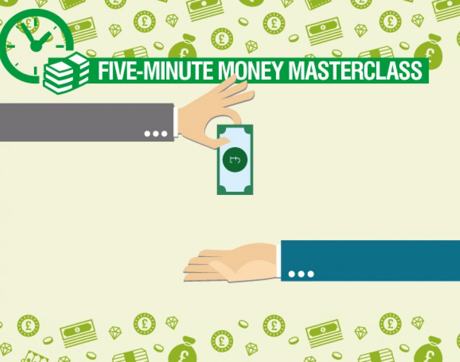 Five-minute money masterclass: how to set a sensible salary