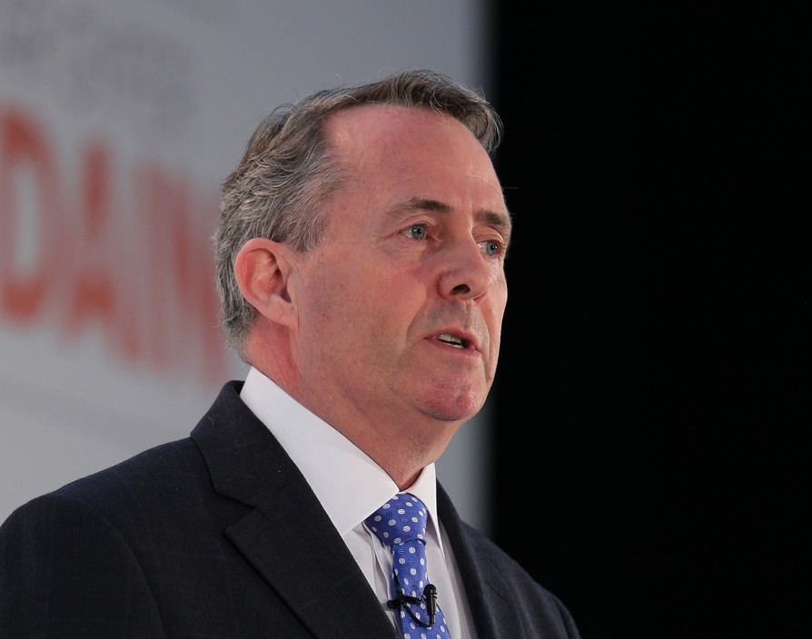 Liam Fox unveils Britain's best shot at becoming an exporting superpower