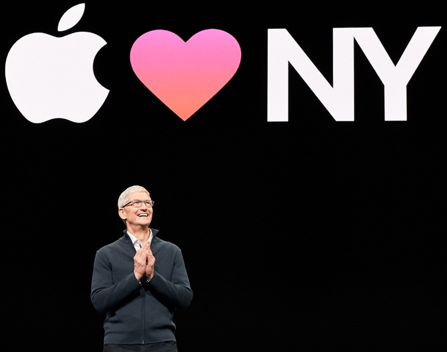 From iPad Pro to MacBook Air, here are the goods from the big Apple event in New York