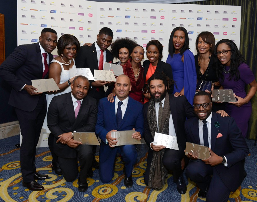 Gary Elden wins Black British Business Person of the Year