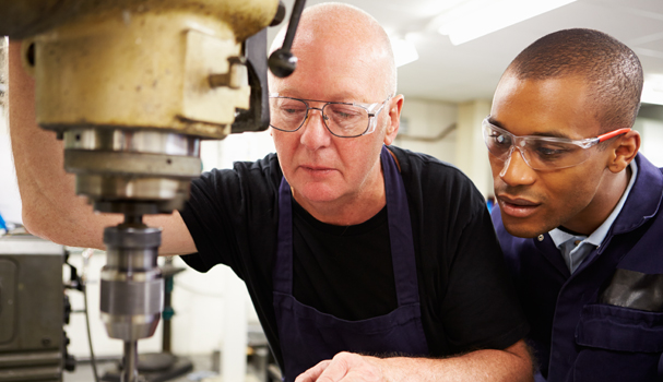 Government urges employers to create more apprenticeship roles