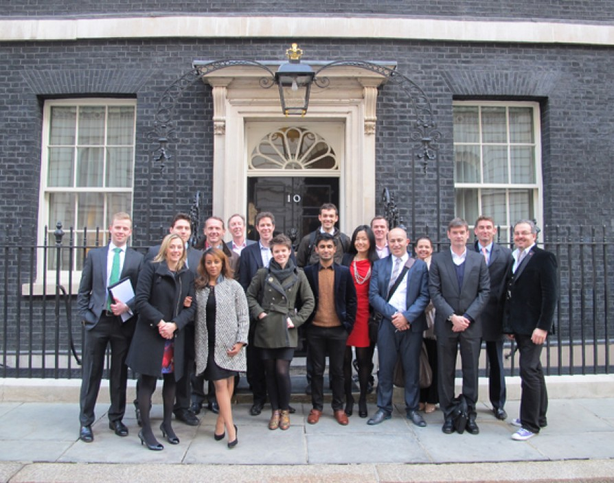 Growth Britain initiative is taken to Number 10