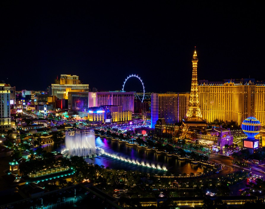 How Las Vegas won this UK entrepreneur's business ahead of New York and San Francisco