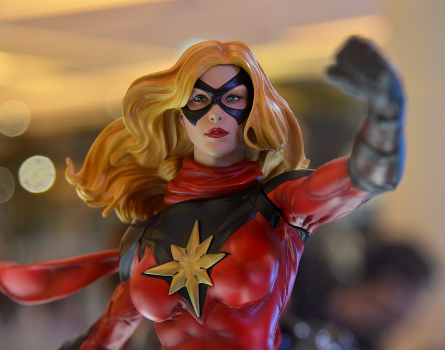 Is Captain Marvel a signal for the startup scene to become more diverse?