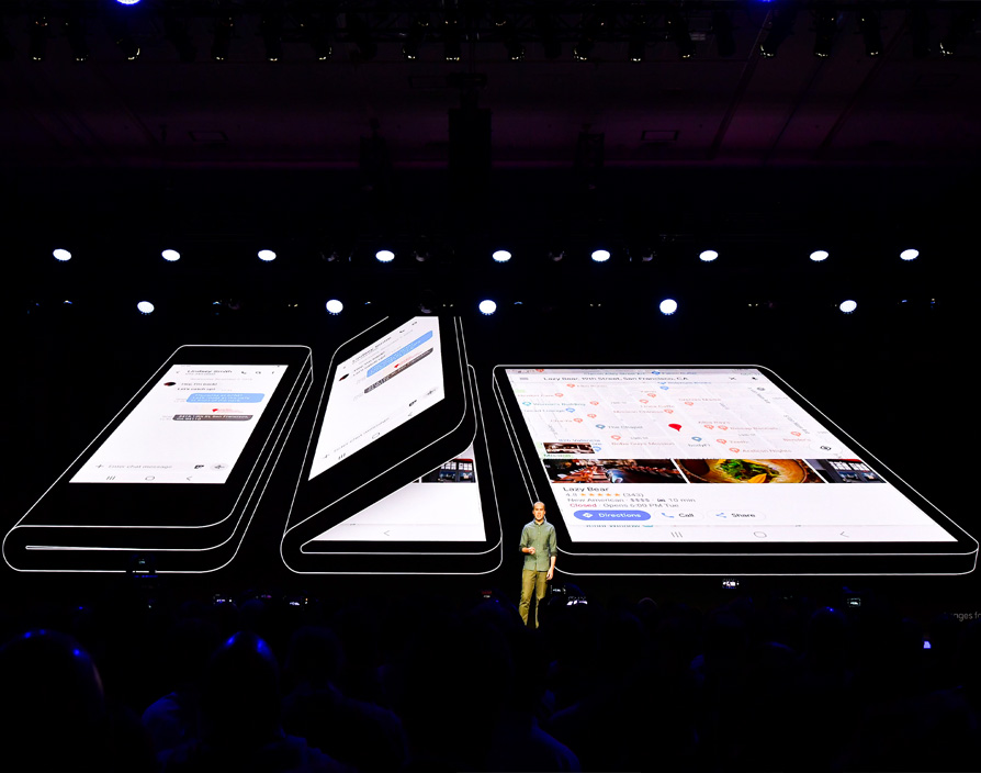 Is the Samsung foldable phone really that revolutionary?
