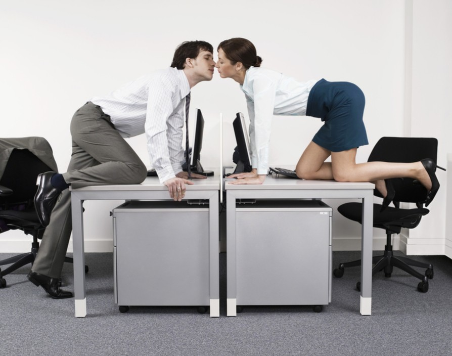 It's highly likely your staff have got it on, as 66% confess to office romances