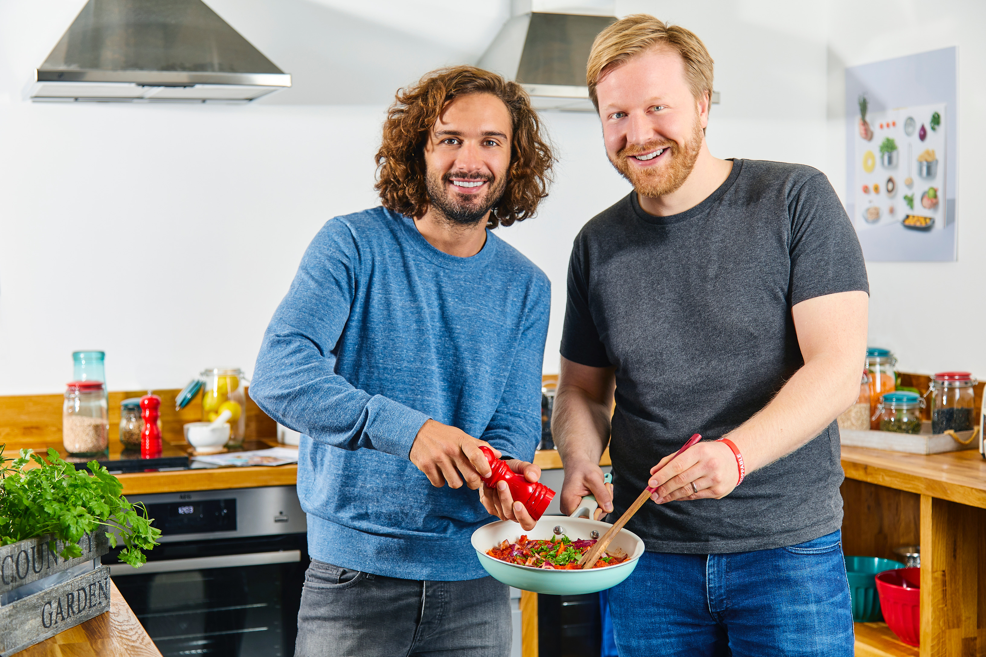 Joe Wicks, The Body Coach, contributes to £18m investment guzzled by Gousto