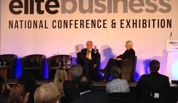Lord Digby Jones: better education system will ease SME recruitment woes