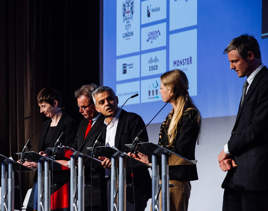 Mayoral candidates debate digital future of London