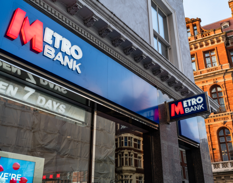 Metro Bank exceeds expectations with £375m raise from shareholders