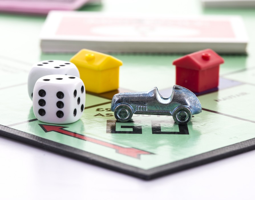 """My passion for property came from playing Monopoly as a child"""