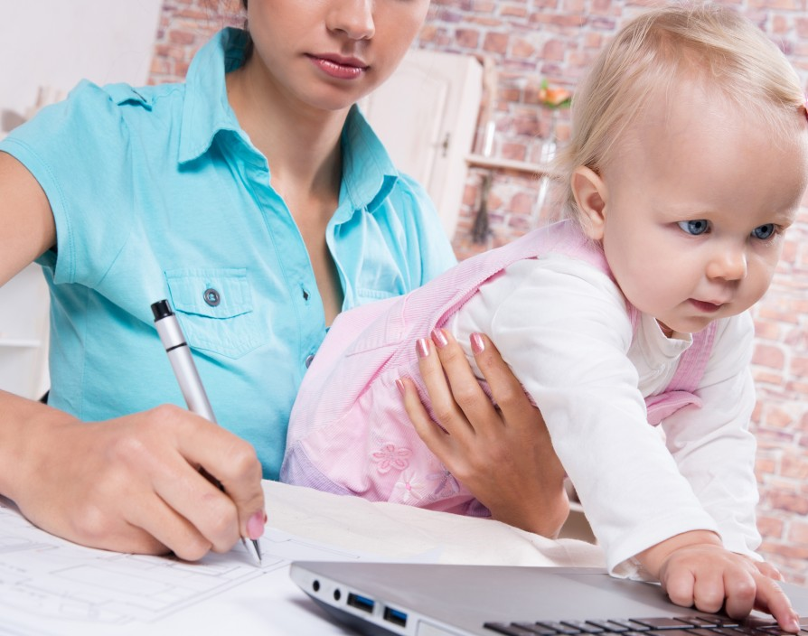 Two thirds of mums consider starting home businesses in order to care for kids