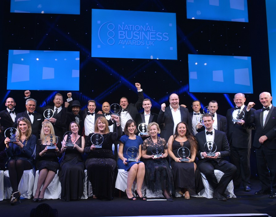 National Business Awards 2015 finalists announced