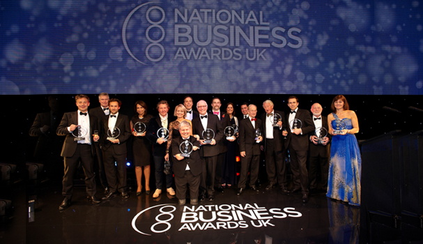 National Business Awards finalists announced