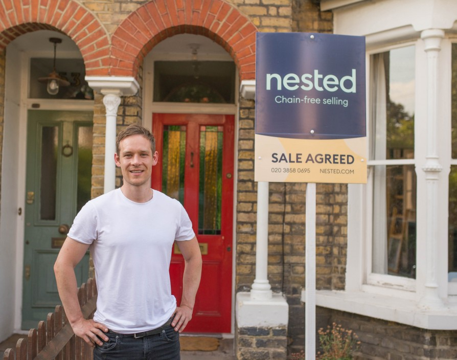Nested is set to make selling your house even easier after securing £120m in funding