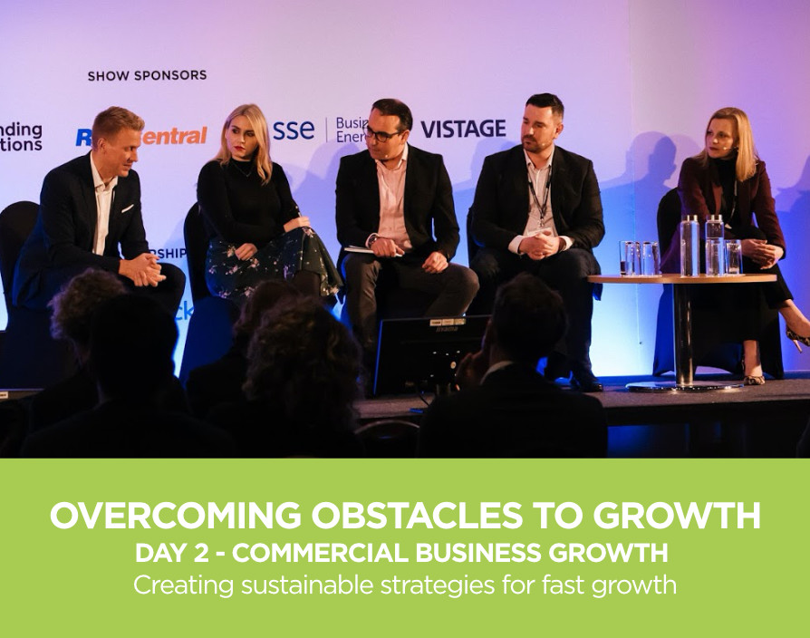 How do you overcome obstacles and unlock growth?