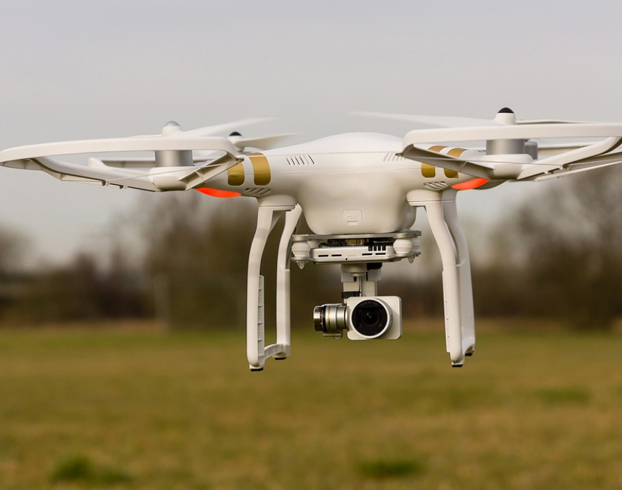 On a high: how over 500,000 British businesses are already using drones