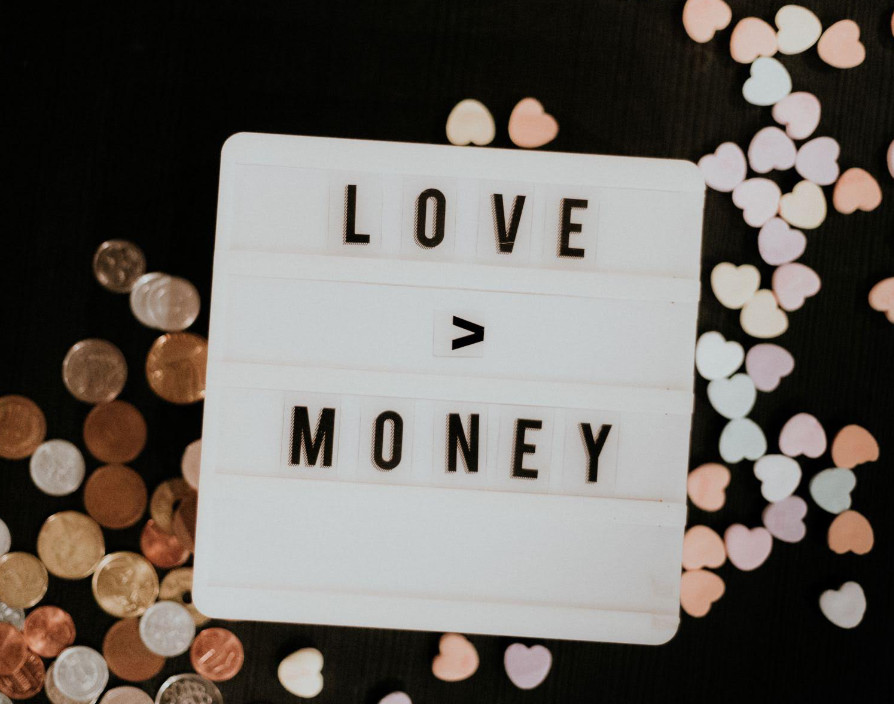On the money: Brits on the hunt for a financially responsible partner this Valentine's