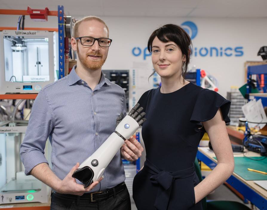 Open Bionics raises $5.9m series A round to fund US expansion