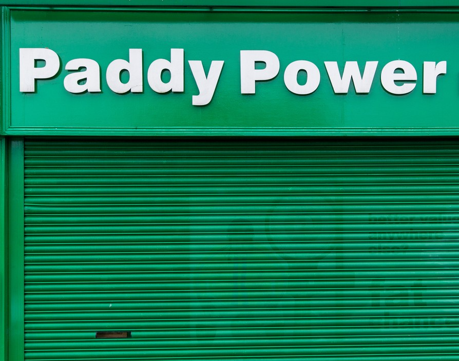 Paddy Power ad banned after suggesting gambling creates wealth