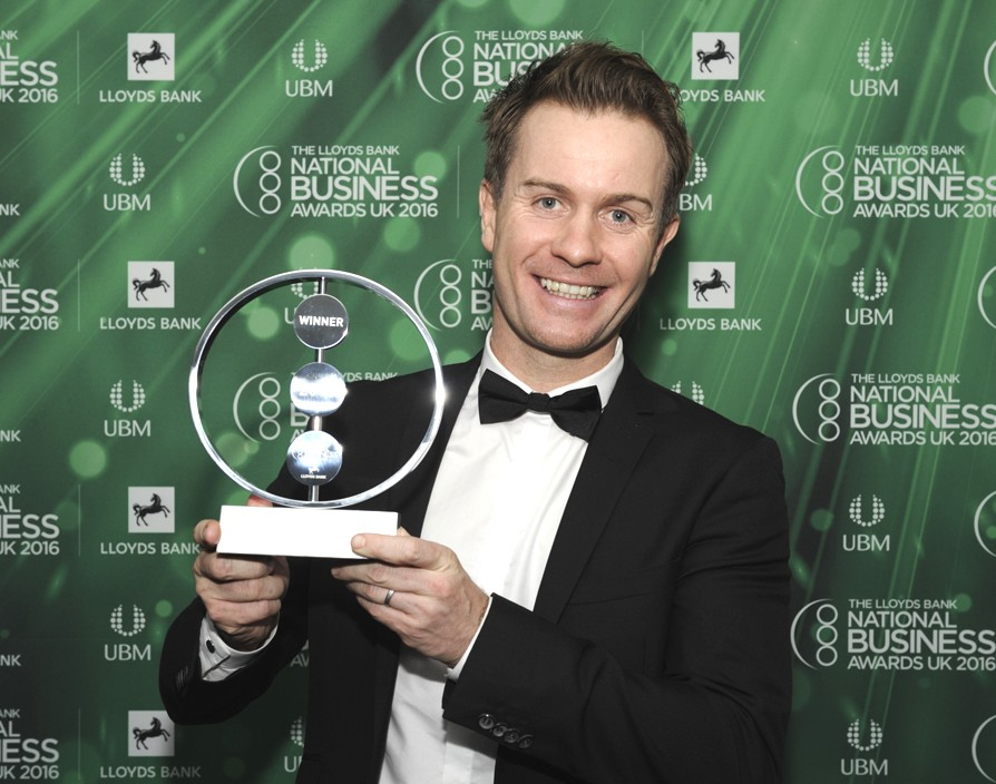 Winners of Lloyds Bank National Business Awards revealed
