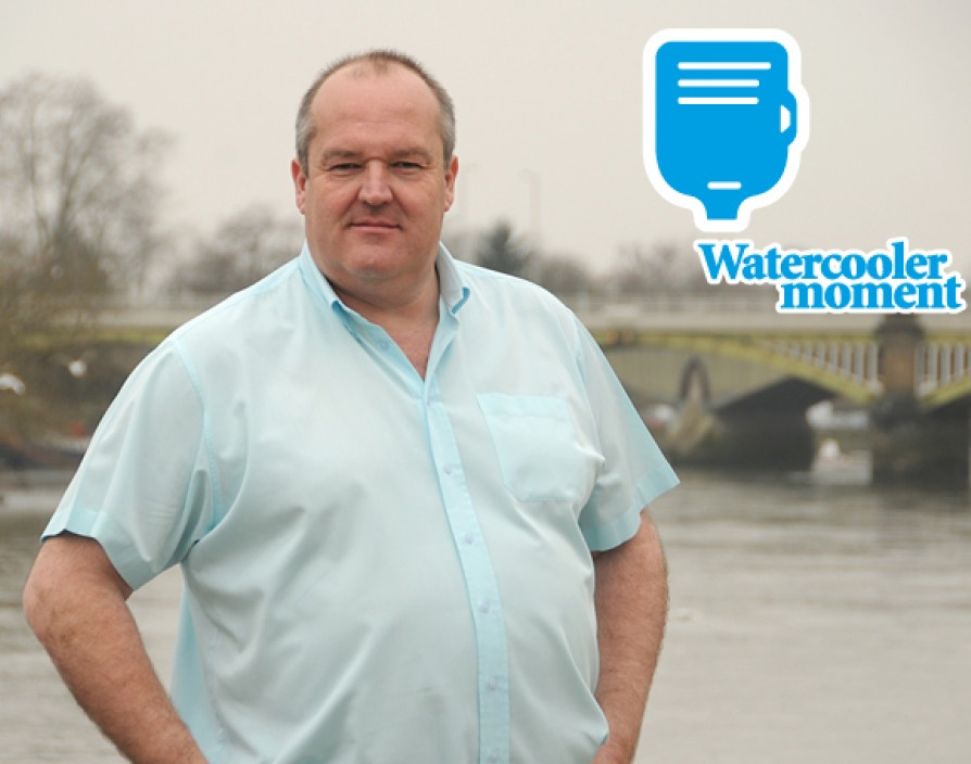 A watercooler moment with… Paul Lees